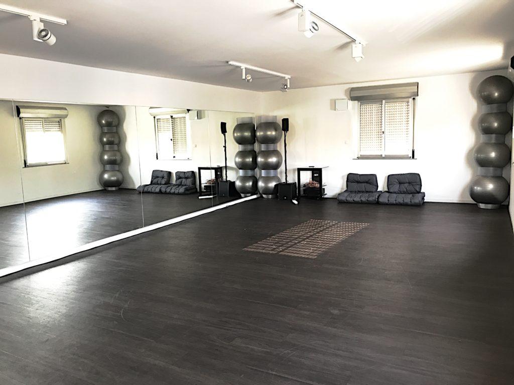 location de salle pour pilates yoga